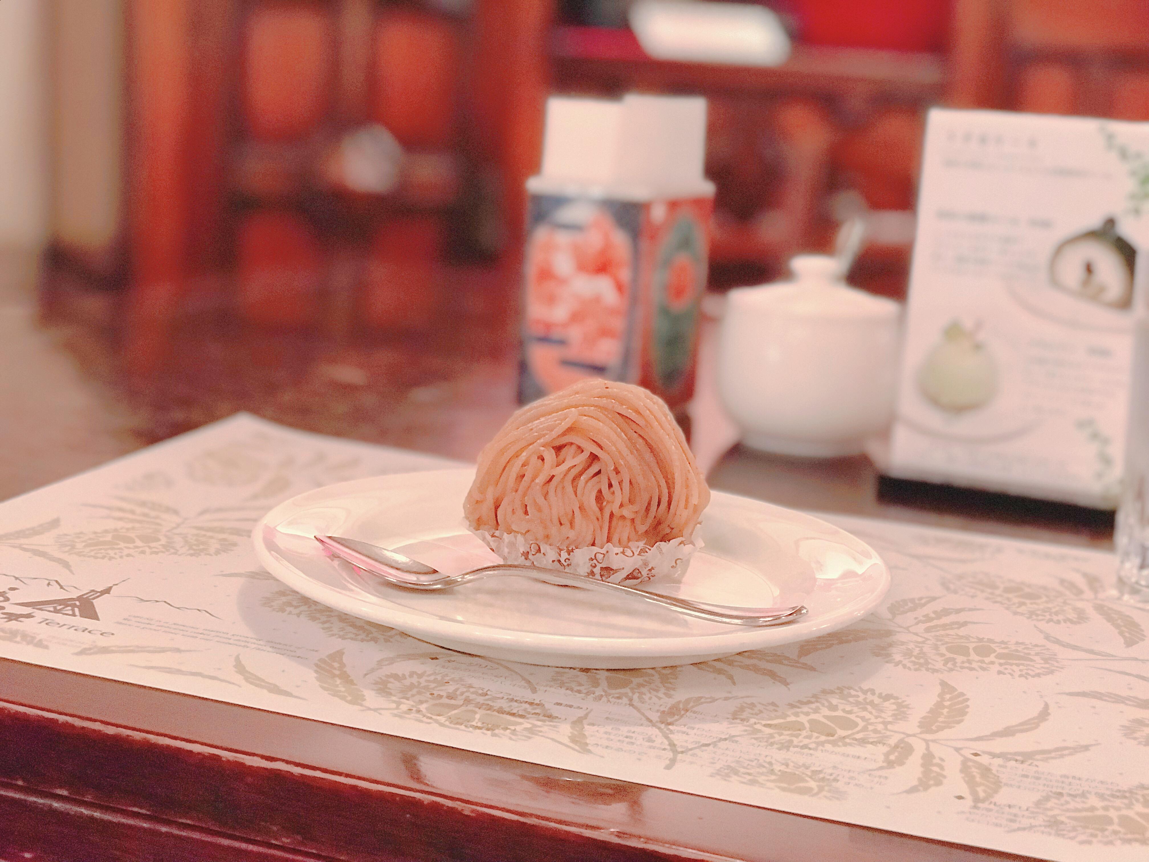 最高に美味しい!栗を味わう「栗の木テラス」のモンブラン@長野・小布施
